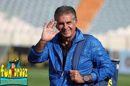 خداحافظی تلخ کارلوس کی روش از تیم ملی فوتبال ایران
