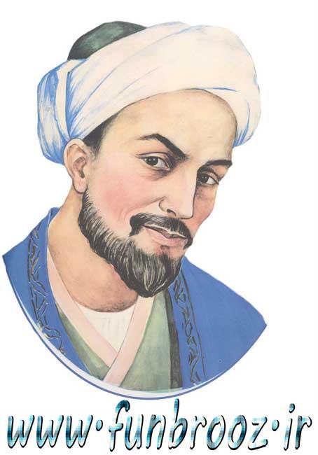 اين شعر سعدی به صورت عمودی و افقی يك جور خوانده می شود