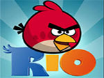 بازي آنلاين: پرندگان خشمگين ريو