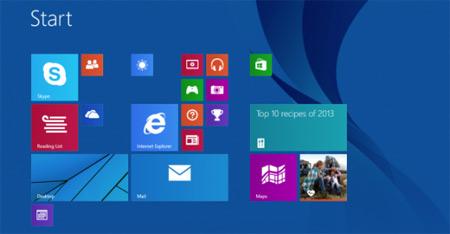برگرداندن حالت پیش فرض استارت اسکرین در ویندوز ۸ به بالا